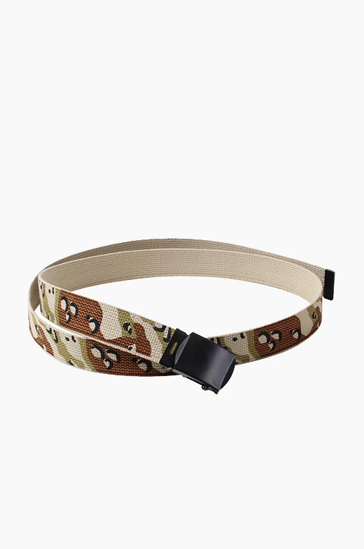 ROTHCO Rev Web Belt D.Camo/Tan