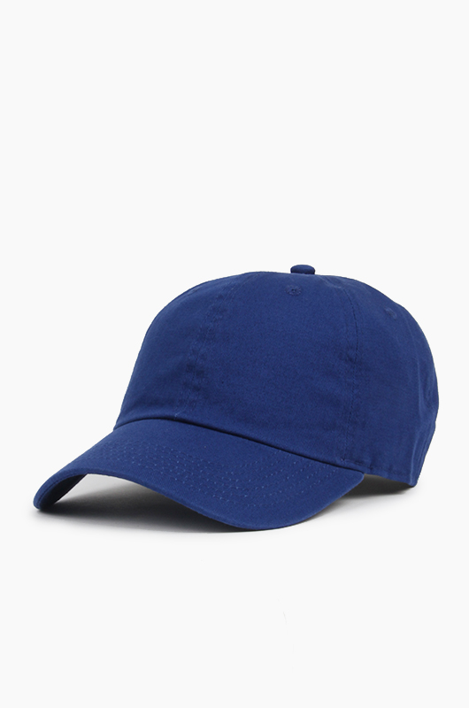 NEWHATTAN Cotton Ballcap Royal Blue
