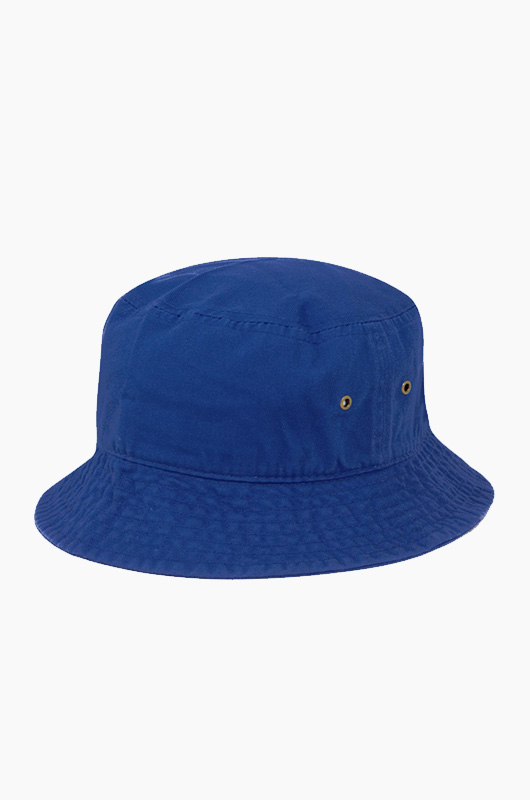 NEWHATTAN Bucket Royal Blue