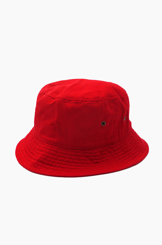 NEWHATTAN Bucket Red