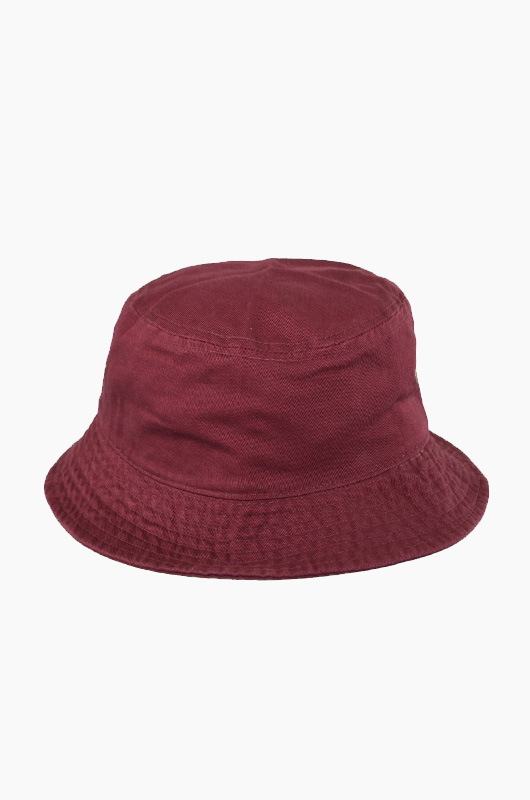 NEWHATTAN Bucket Burgundy
