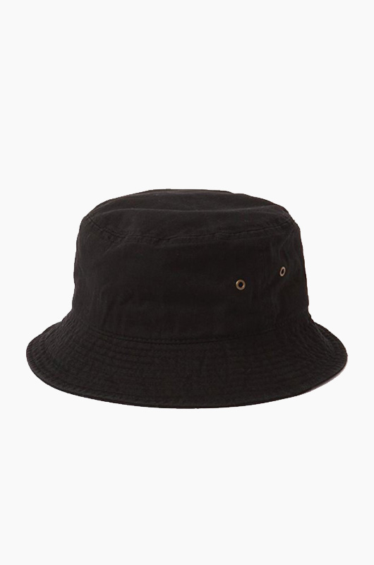 NEWHATTAN Bucket Black