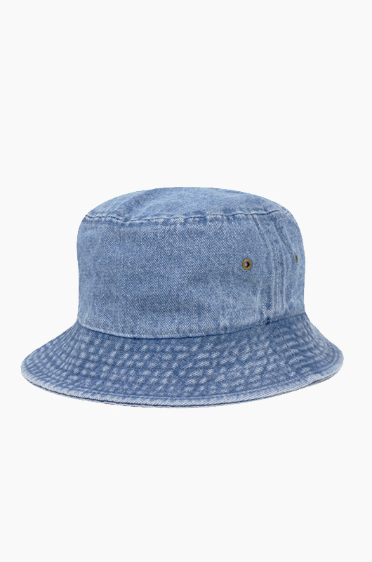 NEWHATTAN Denim Bucket Lt.Blue