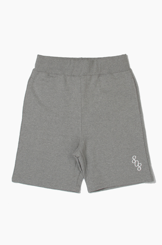 808 808 Sweat Short Grey