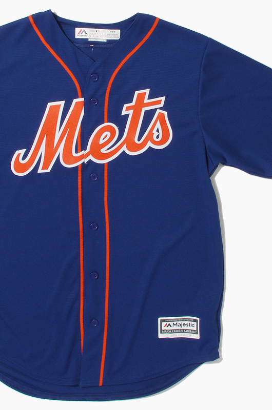 MAJESTIC New York Mets Away