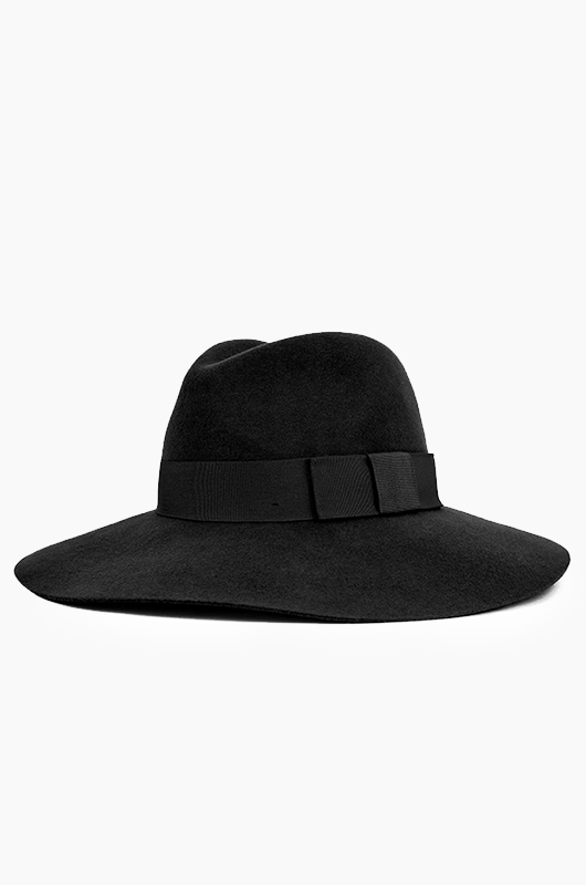 BRIXTON Piper Hat Black/Black