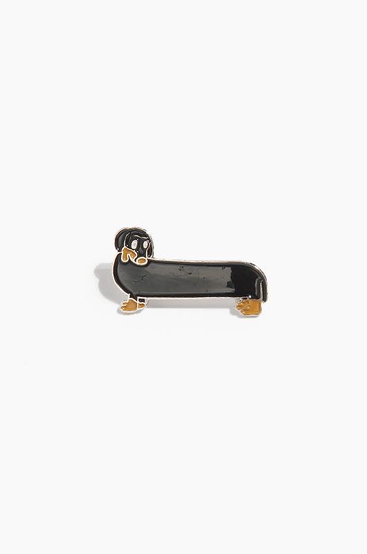 WARF Dachshund Pin