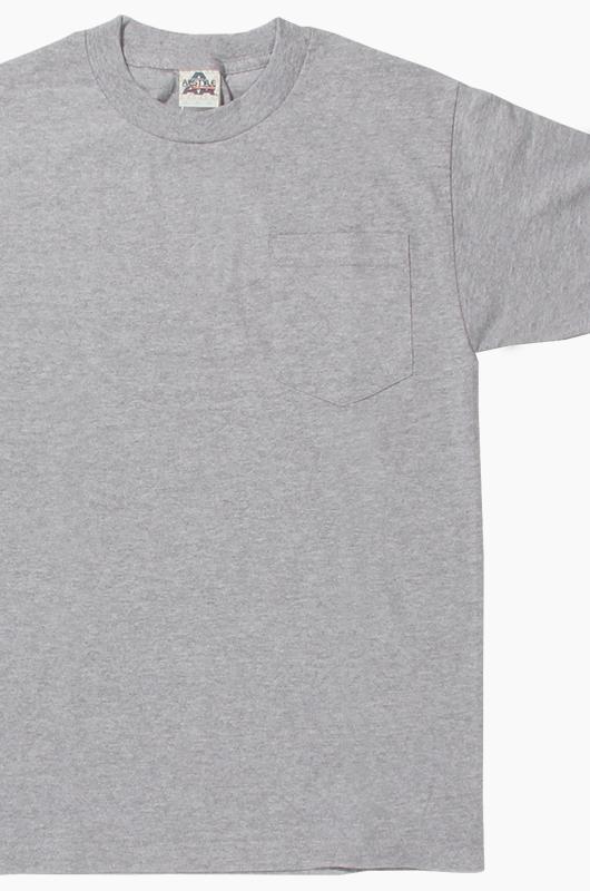 AAA Pocket S/S H.Grey