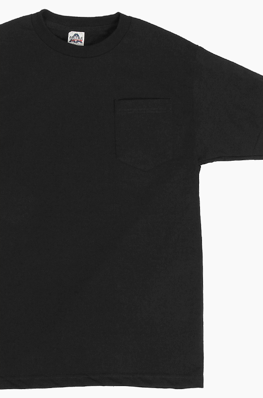 AAA Pocket S/S Black