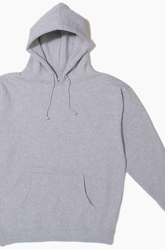 iNDEPENDENT Heavyweight Hood Grey