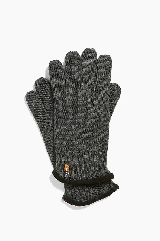 POLO Classic Lux Merino Glove W.Heather