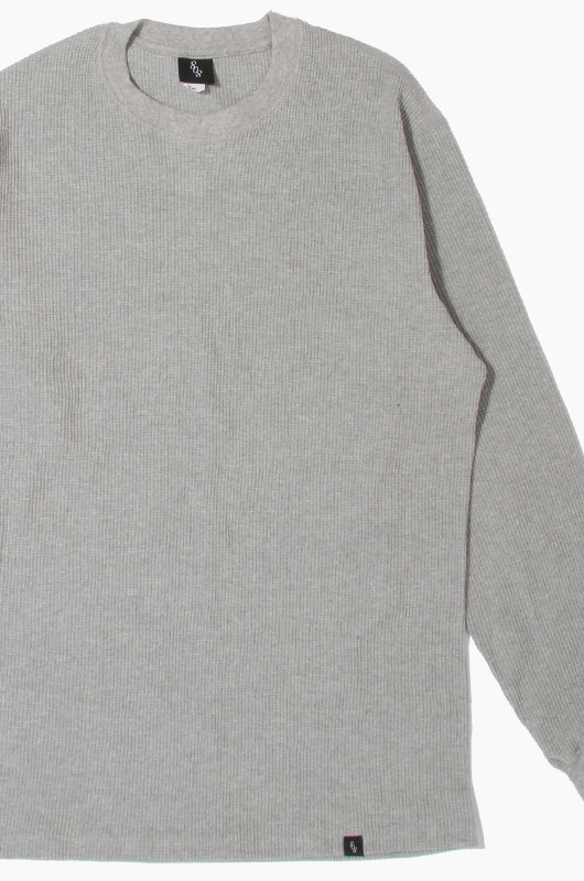 808 808 Thermal L/S Grey