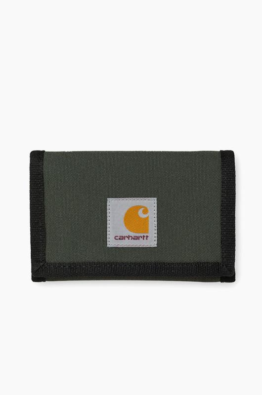 CARHARTT-WIP Watch Wallet Cypress/Black