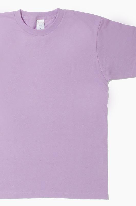 PRINTSTAR Basic S/S Light Purple