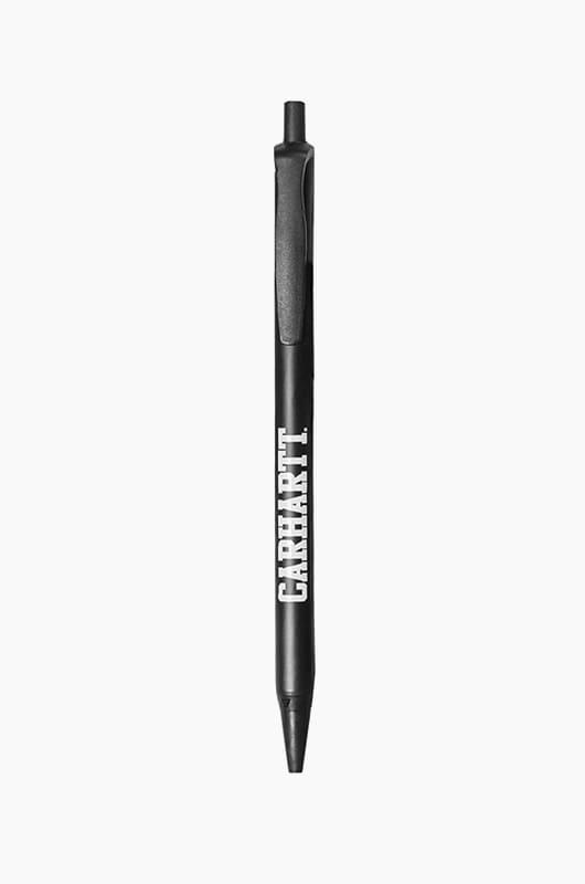 CARHARTT-WIP Bic Clic Stic Pen Black