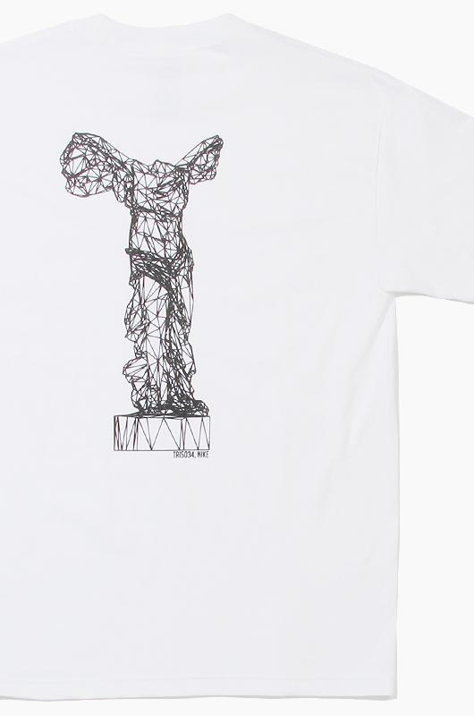 COOLRAIN Nike (승리의여신) S/S White
