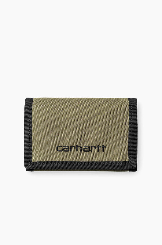 CARHARTT-WIP Payton Wallet Brass/Black