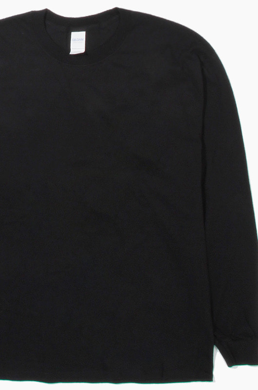GILDAN 2400 Ultra Cotton L/S Black
