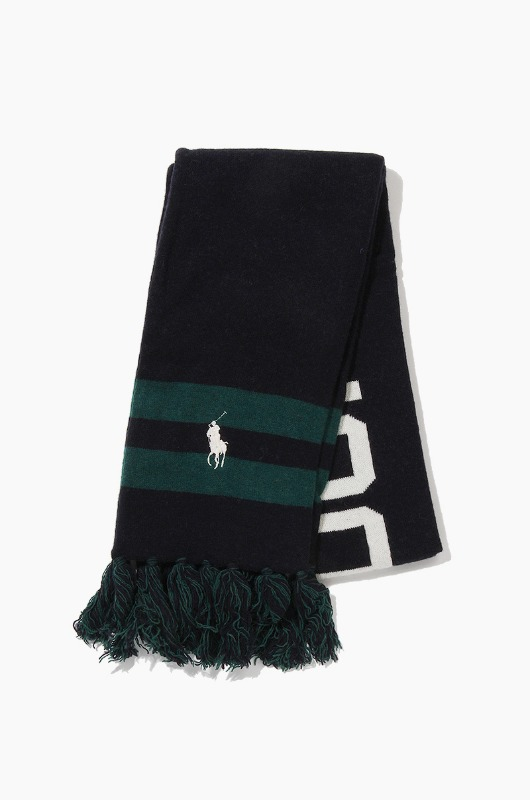 POLO Flagship Stadium Scarf London