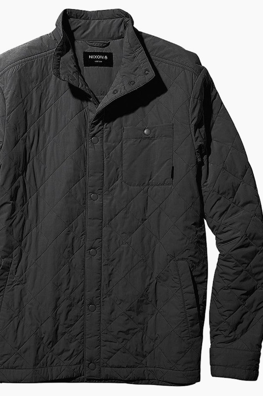 NIXON Staple Jacket Black