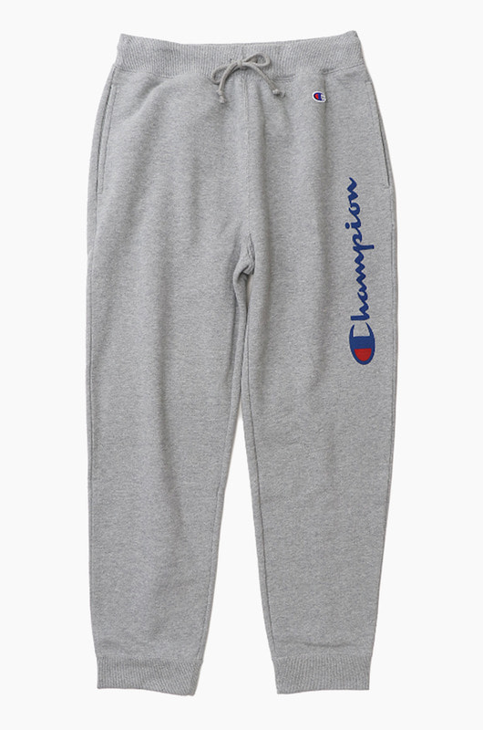 CHAMPION (JAPAN) Sweat Pants(C3-N211) Grey