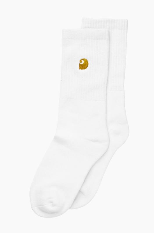 CARHARTT-WIP Chase Socks White