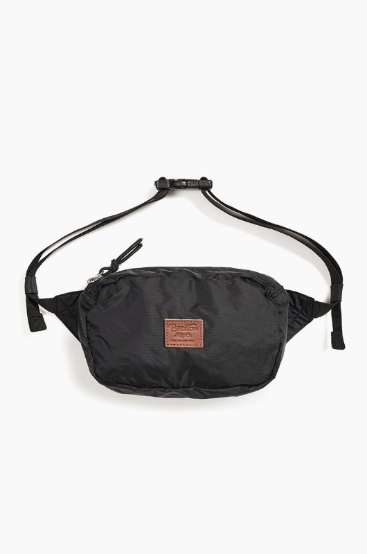 BRIXTON Stewart Hip Pack Black