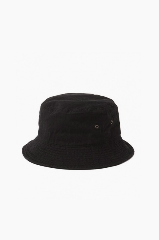 NEWHATTAN Kids Bucket Black