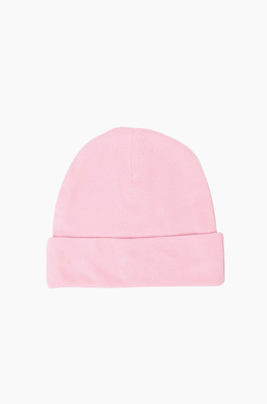 RABBIT SKINS Baby Beanie Pink