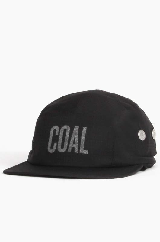 COAL 19SS The Lawrence Cap Black
