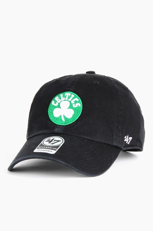 47BRAND NBA Clean Up Celtics(Black)