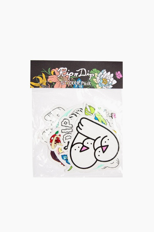 RIPNDIP 19 Spring Sticker Pack