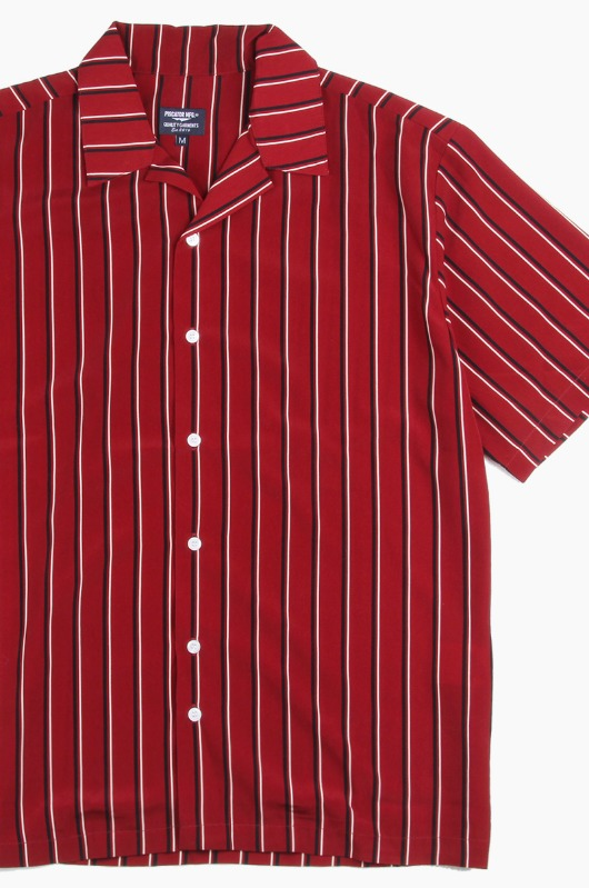 PISCATOR AZ S/S Shirts Red