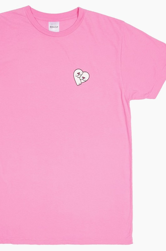RIPNDIP Love Nerm S/S Pink
