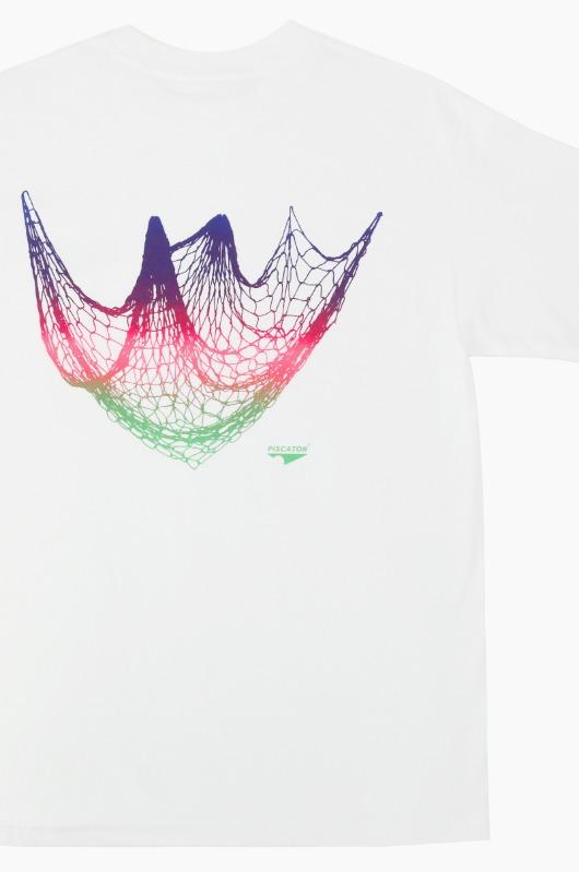 PISCATOR Net S/S White