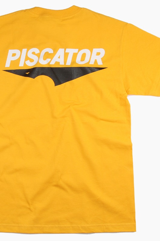 PISCATOR 19 Core Logo s/s Gold