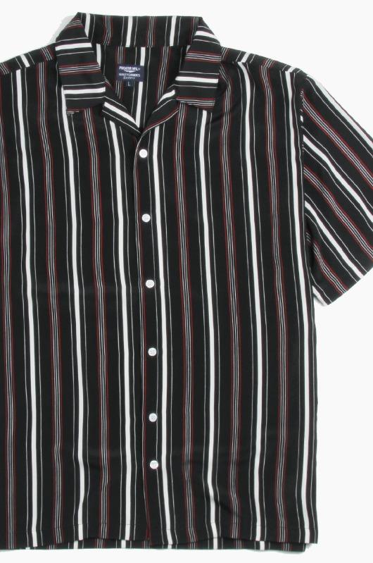 PISCATOR AZ S/S Shirts Black