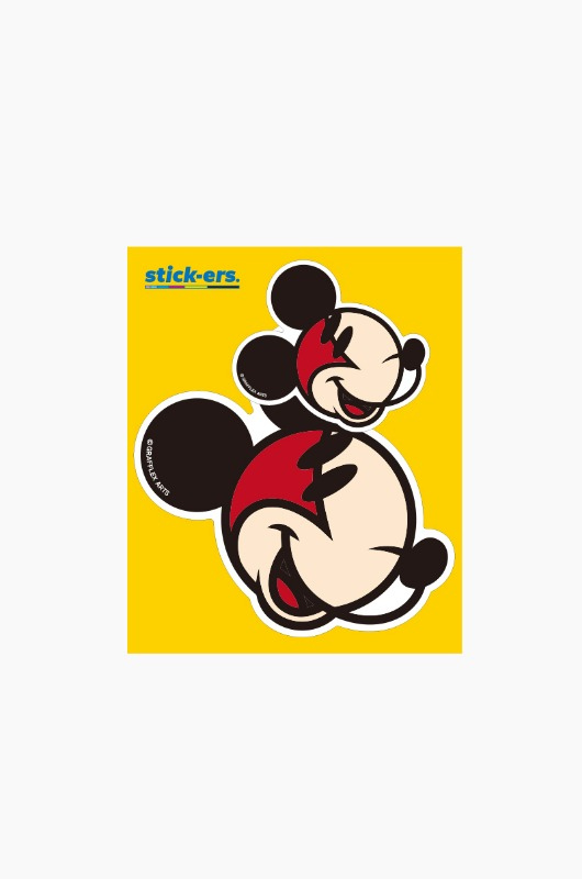 FRESHCUT Mickey Mouse Sticker Medium 011