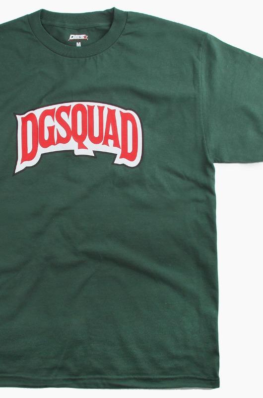 DGS DGSQUAD S/S Dk.Green