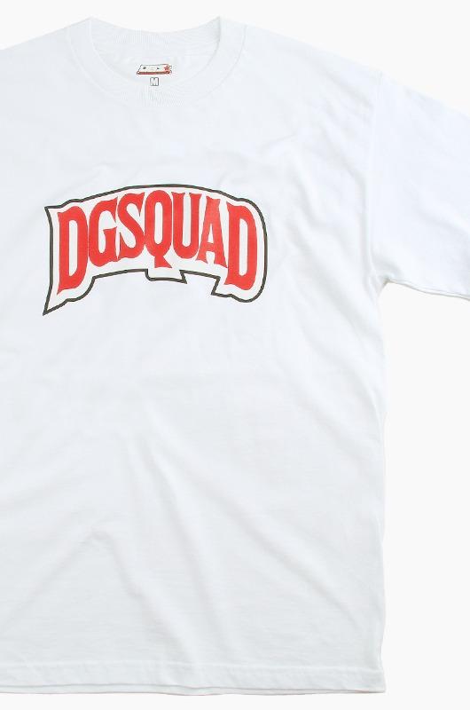 DGS DGSQUAD S/S White