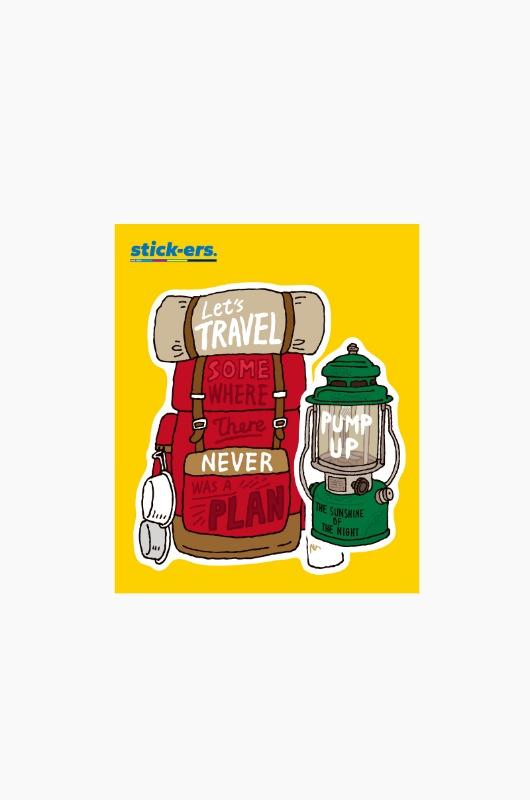 STICK-ERS ONE LIFE Medium 031
