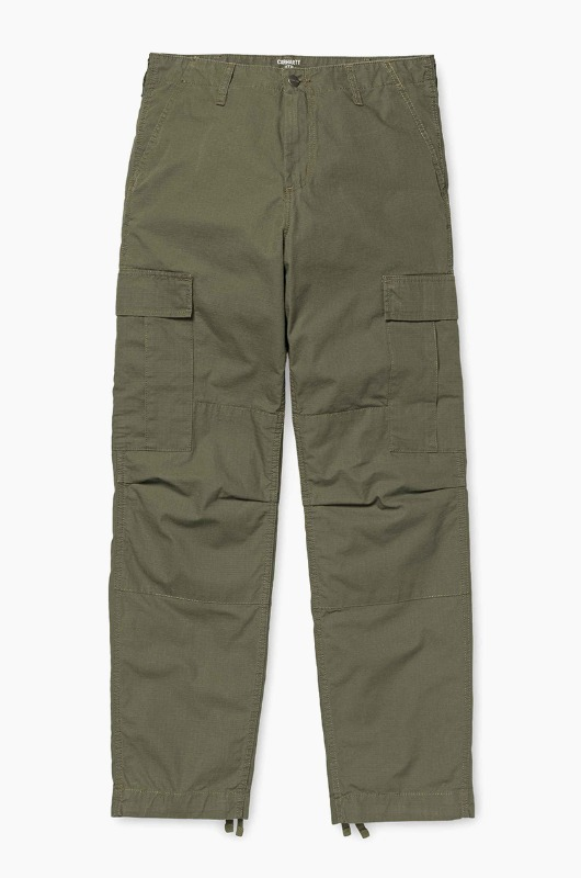 CARHARTT-WIP Regular Cargo Pant Columbia Cypress Rinsed