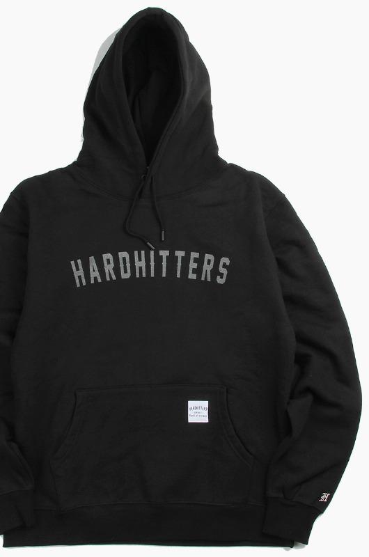 HARDHITTERS Og Logo Reflective Pullover Black