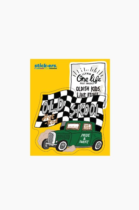 STICK-ERS ONE LIFE Medium 036