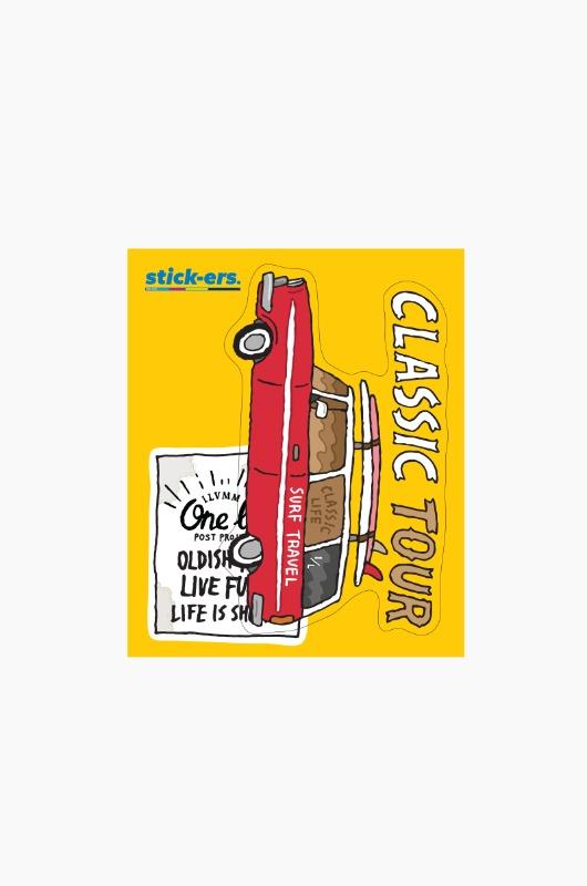 STICK-ERS ONE LIFE Medium 040