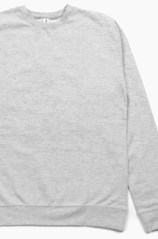 iNDEPENDENT Midweight Crew Grey