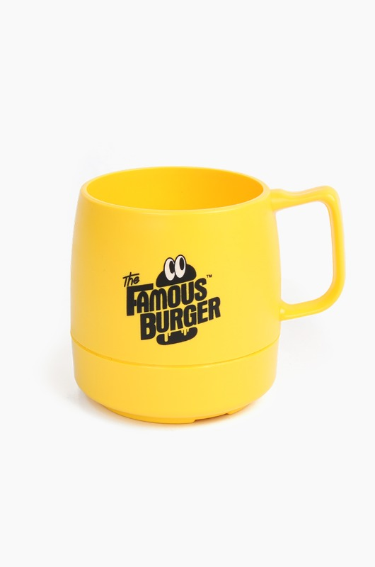 THE FAMOUS BURGER TFB x BALANSA Mug Gold