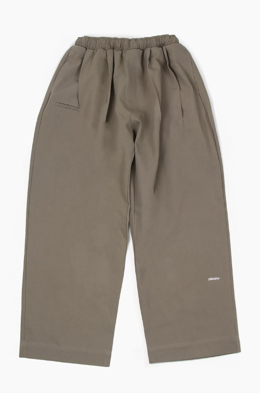 PISCATOR Snapper Pants Grey