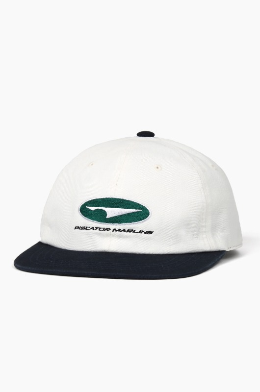 PISCATOR Marlins Cap Ivory