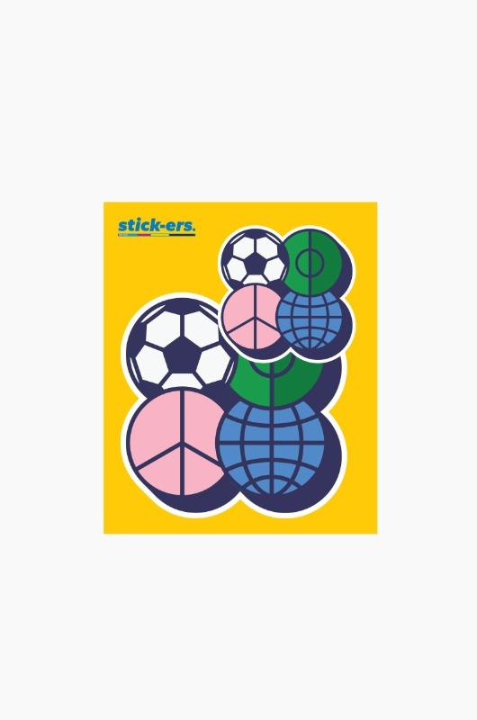STICK-ERS ACC CLUB Medium 015